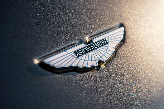 Aston Martin Wings by Drew Phillips