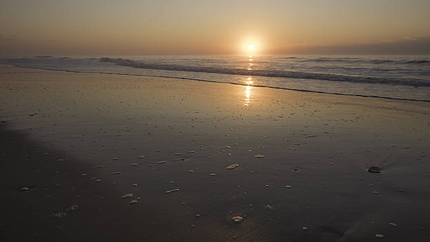 Atlantic Sunrise 2 by Michael Donahue