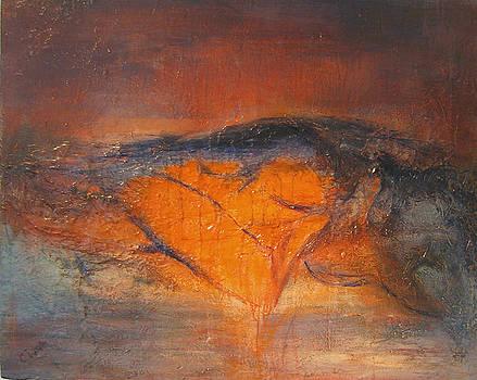 Au coeur de mes racines by Carmelle Dorion
