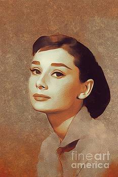 Mary Bassett - Audrey Hepburn, Hollywood Legends