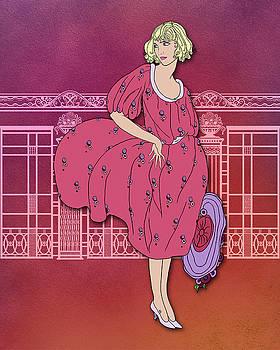 Nancy Lorene - Audrey in Wine and Lavender