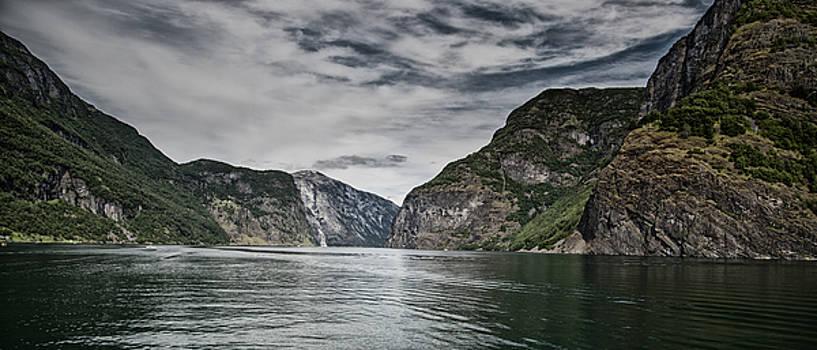 Aurlandsfjord by Nigel Jones
