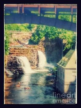 Ausable Chasm by Jessica Wood