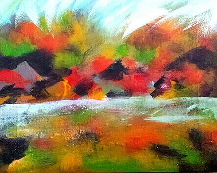 Autumn Blaze by Nikki Dalton
