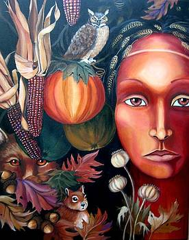 Autumn Harvest by Kandra Orr