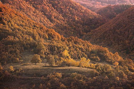 Autumn in the Rhodopes by Pavel Pavlov