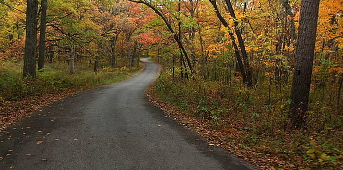 Rosanne Jordan - Autumn is Around the Bend