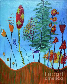 Autumn by Patricia Riascos