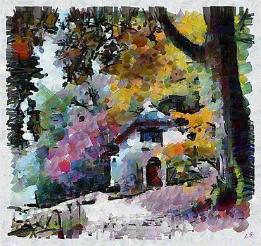 Autumn time by Sergey Lukashin