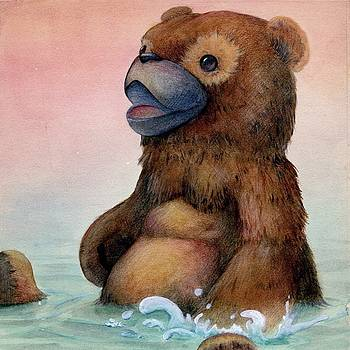Baby Bear by Michael Ryan