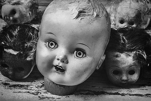 Baby Doll Heads by Garry Gay
