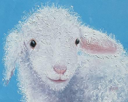 Jan Matson - Baby Lamb