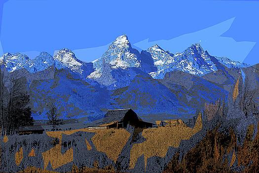 Backdrop by Rick Thiemke