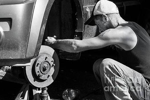 Backyard Mechanic by John Herzog
