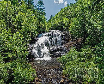 Paul Mashburn - Bald River Falls