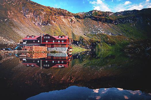 Balea Lake Cabin by Chris Thodd