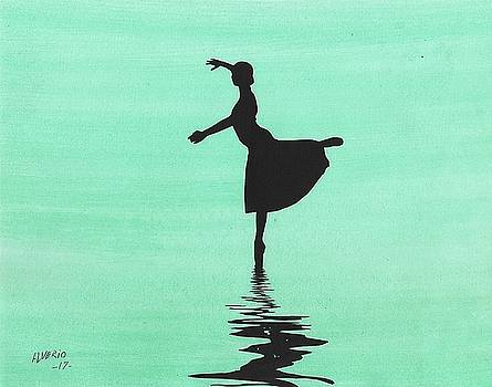 Ballerina by Edwin Alverio