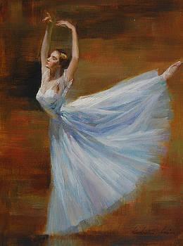 Ballerina by Kelvin  Lei