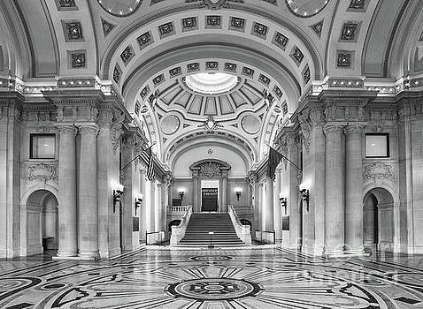 Bancroft Hall 1 by Jerry Fornarotto
