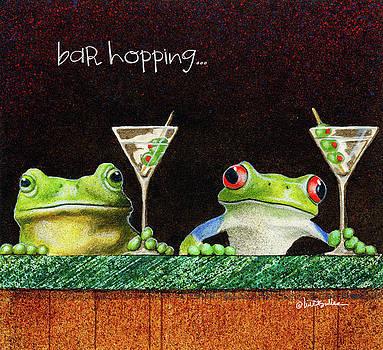 Will Bullas - bar hopping...