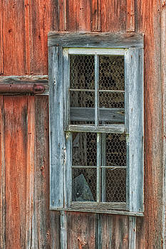 Dan Traun - Barn Window