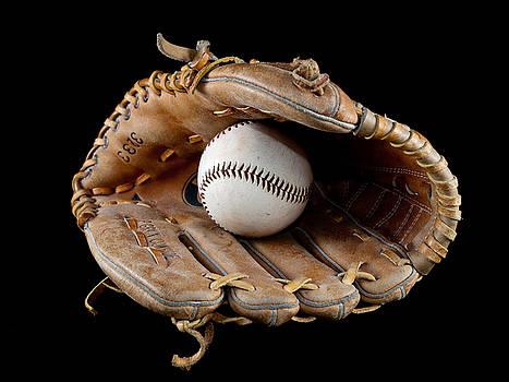 Baseball by Felix M Cobos