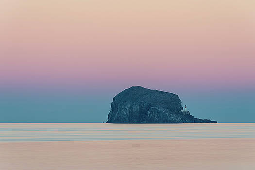 Bass Rock by Scott Masterton