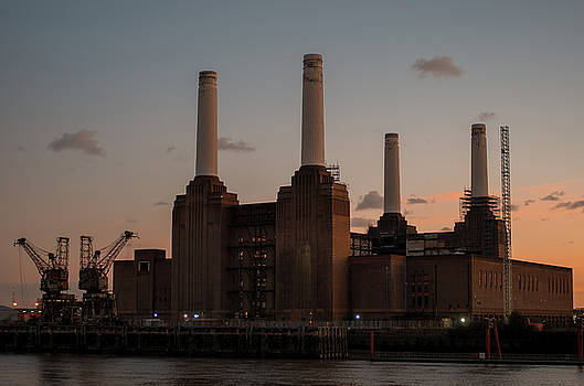 Stewart Marsden - Battersea Power Station
