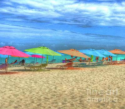 Beach Day by Debbi Granruth