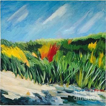 Stella Sherman - Beach Grass