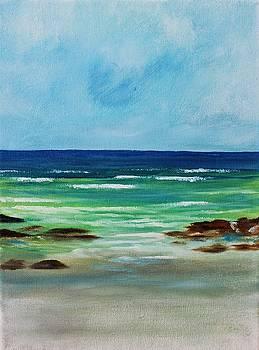 Beach by Julie Lourenco