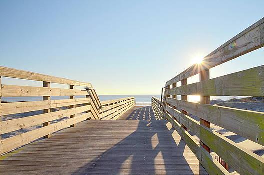 Beach Path by Charles Bacon Jr