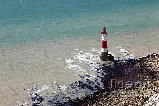 James Brunker - Beachy Head lighthouse