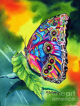 Beatrice Butterfly by Maria Barry