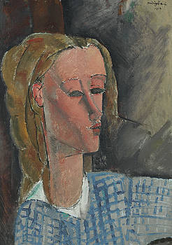 Amedeo Modigliani - Beatrice Hastings