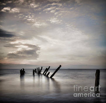 Beautiful Seascape Yorkshire by Colin and Linda McKie