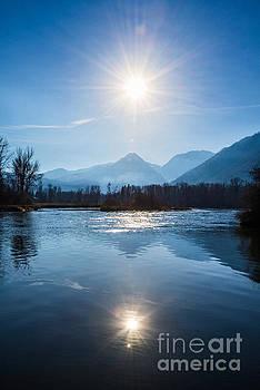 Jamie Pham - Beautiful view from Waterfront Park in Leavenworth, Washington S