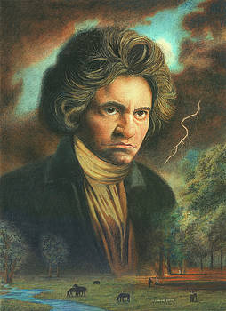 Beethoven - A Force of Nature by Norb Lisinski