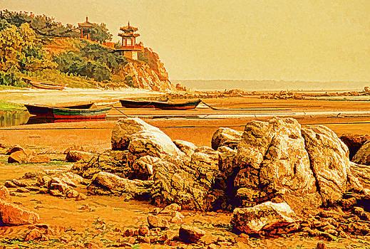 Dennis Cox ChinaStock - Beidaihe Beach