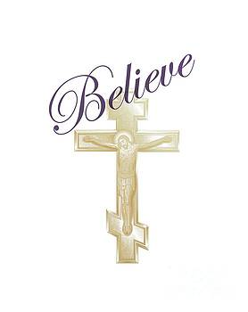 Believe by Judy Hall-Folde