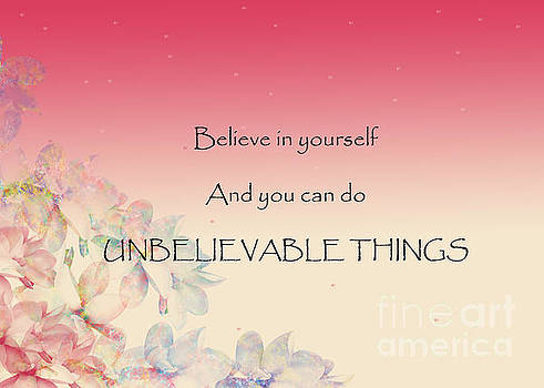 Believe by Trilby Cole
