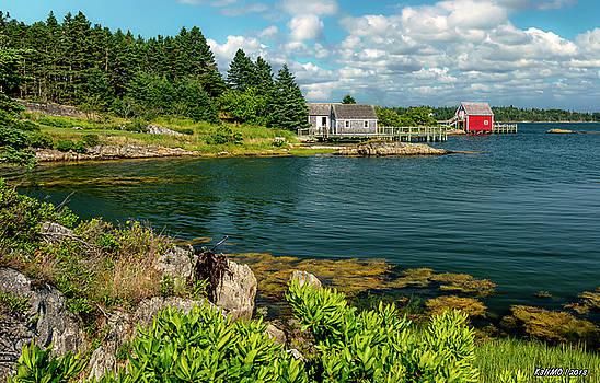 Bell Island by Ken Morris