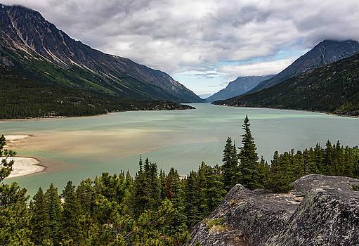 Bennett Lake by Ed Clark