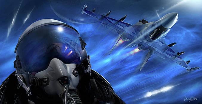 James Vaughan - Best Above 40,000 Feet