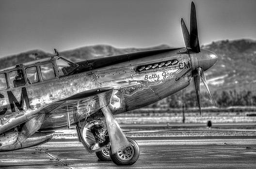 John King - Betty Jane P51D Mustang at Livermomre