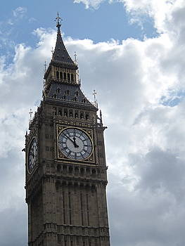 Big Ben by Christopher Rowlands