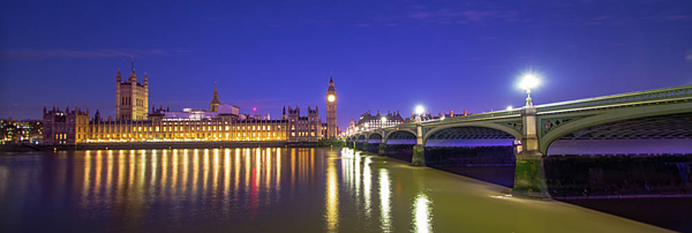 Big Ben London  by Mariusz Czajkowski