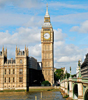Pravine Chester - Big Ben