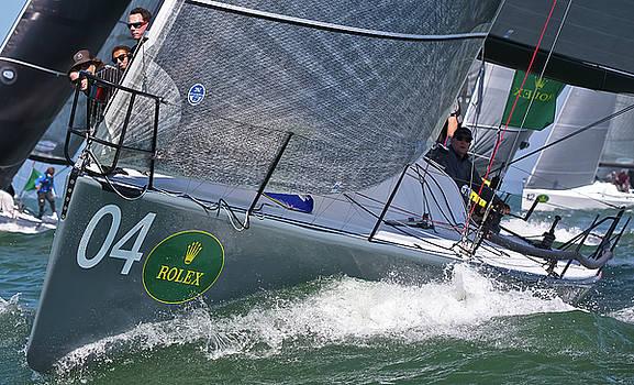 Steven Lapkin - Big Boat Regatta