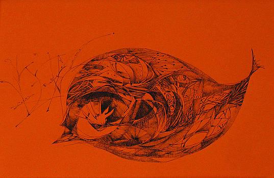 Big Little Fish by Cristina Rettegi